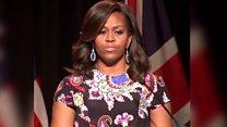 Мішель Обама як перша леді США