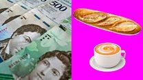 ¿Qué se puede comprar con los nuevos billetes de 500, 5.000 y 20.000 bolívares en Venezuela?