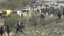 قتيلان خلال احتجاج ضد هدم منازل في النقب