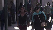 ထရမ့်ရဲ့ ပေါ်လစီနဲ့ မက္ကဆီကိုရဲ့ စိုးရိမ်မှု