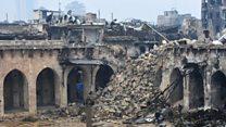 Трагедия Алеппо: как сейчас выглядит Великая мечеть