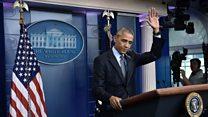خاورمیانه از اوباما چه یادگاری دارد؟