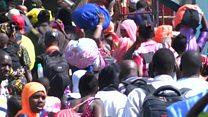 ماذا يحدث في غامبيا