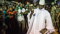 What's behind The Gambia crisis?