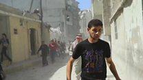 စစ်ပွဲပြီးနောက် အလက်ပိုမြို့အခြေအနေ