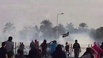 بحرينيون إلى الشارع مجددا...والشرطة ترد