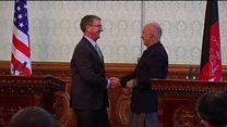 کابل چه انتظاری از رییس جمهوری جدید آمریکا دارد؟