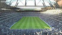 Watch: Tottenham Hotspur's new stadium - Five facts