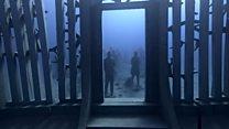 Музей під водою: 300 скульптур на дні океану