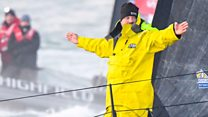 UK sailor comes second in global race