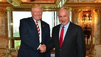 نتنياهو يرى في دخول ترامب البيت الأبيض نصرا لإسرائيل