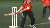 'How blind cricket changed my life'