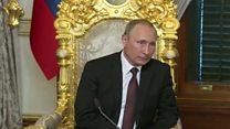 النفوذ الروسي في الشرق الأوسط