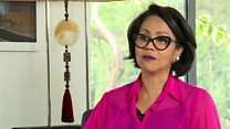Nigeria's seamstress-turned-entrepreneur