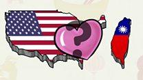 ทำไมความสัมพันธ์ระหว่างจีน ไต้หวันและสหรัฐฯ ถึงได้ซับซ้อนยุ่งเหยิง