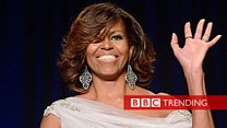 The Instagram star who cuts Michelle Obama's hair