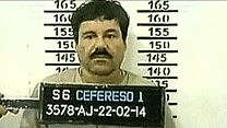 Tight security for El Chapo extradition
