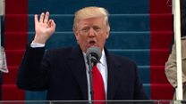 President Trump speech in full