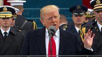 Trump: Tumerejesha madaraka kwa raia