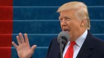 """""""Compra estadounidense, contrata estadounidenses"""": las reglas de Donald Trump para guiar su nuevo gobierno"""