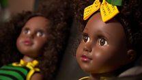 Mum makes Jamaican Patois-speaking doll