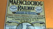 Railway closure centenary marked