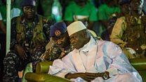 غامبيا: تنحي الرئيس الذي حكم لـ22 سنة