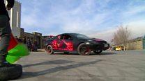جوانان افغان خواستار ایجاد فدراسیون اتومبیل رانی شدند