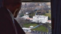 Obama'dan Beyaz Saray'a 'elveda'