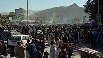 دولت افغانستان و سازمان ملل خواستار کمک ۵۵۰ میلیون دلاری