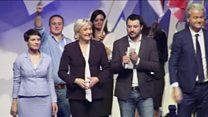 نشست احزاب راست تندرو در آلمان