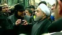 ایران در عزای آتش سوزی سه روز پیش ساختمان پلاسکو