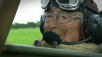 """""""เที่ยวบินสุดท้าย"""" ของนักบินสงครามโลกครั้งที่ 2"""