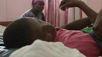 Wagonjwa wanavyoteseka kutokana na mgomo Kenya