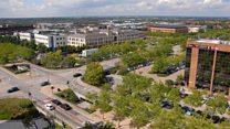 Milton Keynes: An American-style town