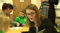 Class size cut 'to make real difference'