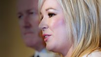 Michelle O'Neill's political career