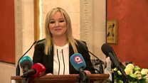 O'Neill says SF role is 'biggest honour'