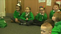 Class size cut 'means more quality time'
