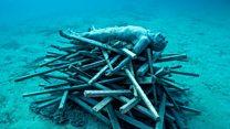 Как выглядит музей на дне океана