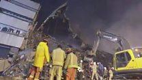 پنج روز بعد از حادثه پلاسکو، بحث و جدل درباره دلایل و مقصران آن ادامه دارد