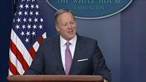 Media coverage 'demoralising' for Trump