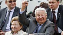 Boris Yeltsin's Resignation