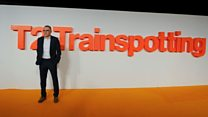 Trainspotting: Using Born Slippy 'serendipitous'