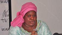 Fatou Jagne Senghor,  directrice de l'ONG Article 19, salue une nouvelle ère de liberté en Gambie