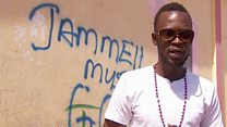 'Gambian anthem': Red Card for Jammeh