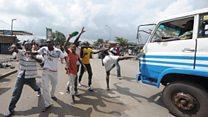 Mouvements sociaux en Côte d'Ivoire