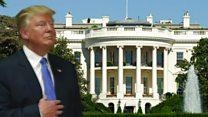 أسبوع ترامب الأول في البيت الأبيض