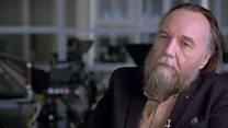 BBC-nin Aleksandr Duginlə yarımçıq qalmış müsahibəsi