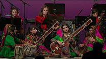 Afghan women's orchestra on global stage